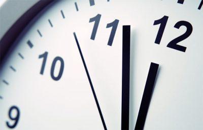 Сколько времени во Франции