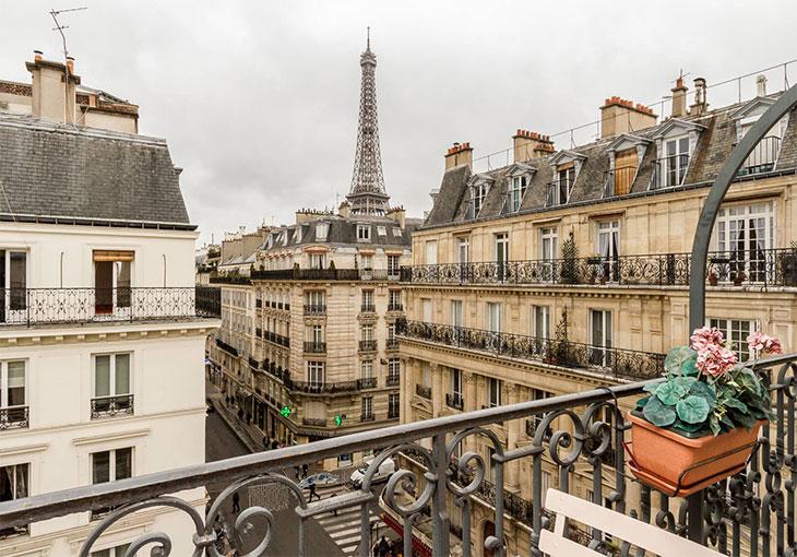 Снять квартиру во Франции